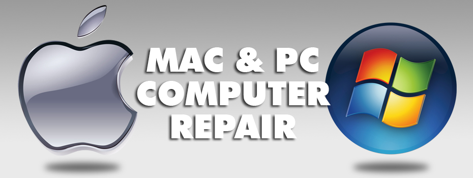 MAC & PC COMPUTER REPAIR